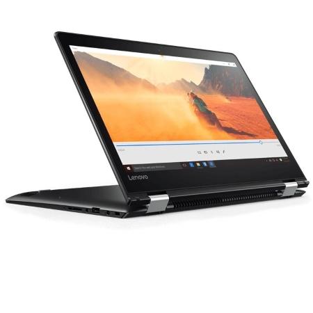 Lenovo Notebook convertibile - Yoga 510-14ast 0mix Nero