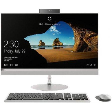 Lenovo - Ideacentre 520-24iku F0d200c0ix Argento