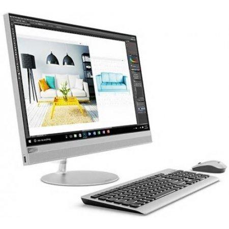 Lenovo - Ideacentre 520-24icb F0dj00fqix Alluminio-nero