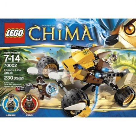 Lego  - 70002