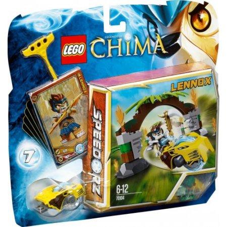 Lego Lego 81 pezzi - 70104