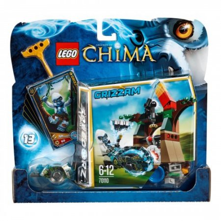 Lego - 70110
