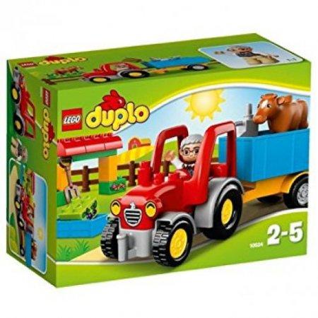 Lego - 10524 Lego Duplo: Il Trattore