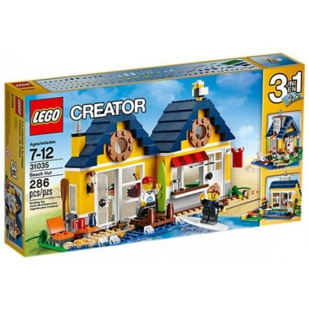 Lego - 31035 Lego Creator Cabina Da Spiaggia