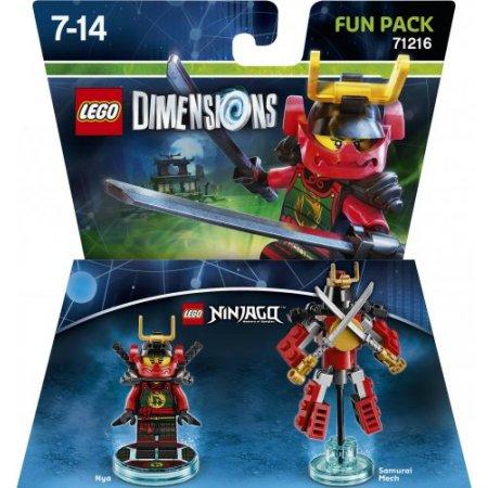 Warner Bros - 1000546248 Lego Ninjago Nya