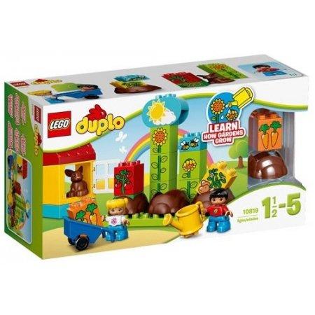 Lego Lego 25 pezzi - 10819 Lego Duplo Il Mio Primo Giardino