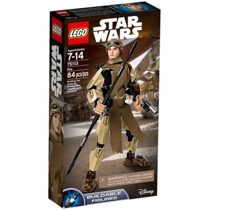 LEGO Star Wars: Rey 7-14   Età - 75113
