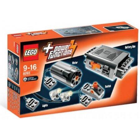 Lego Lego 10 pezzi - 8293