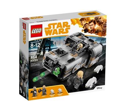 Il Landspeeder  di Moloch Lego® - 75210