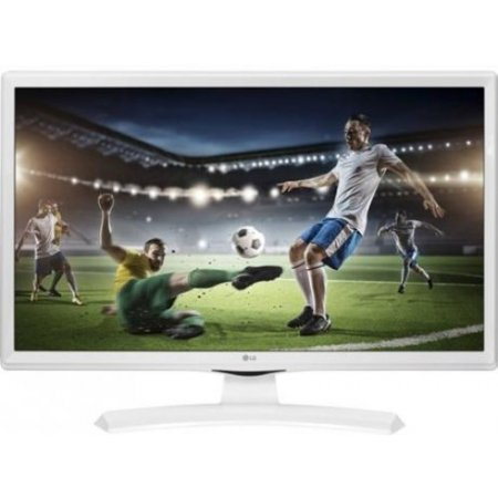 "Lg Monitor tv led flat hd classe energetica ""A"" - 24tk410vw"
