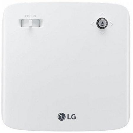 Lg Videoproiettore dlp portatile - Ph150g Bianco-marrone