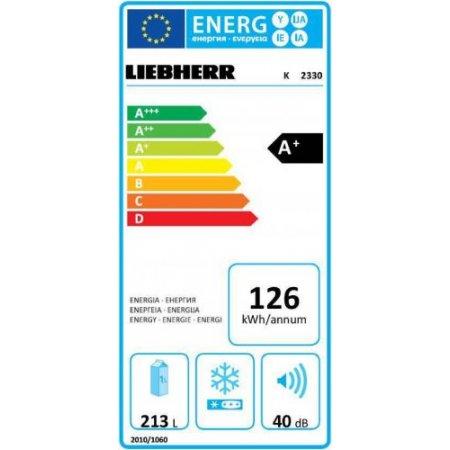 Liebherr Frigorifero 1p - K2330