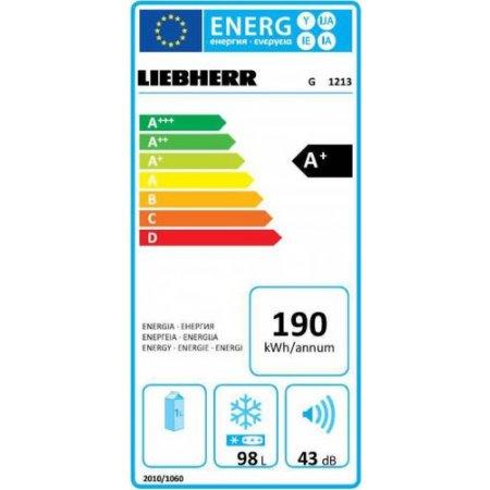 Liebherr Congelatore verticale - G 1213-20