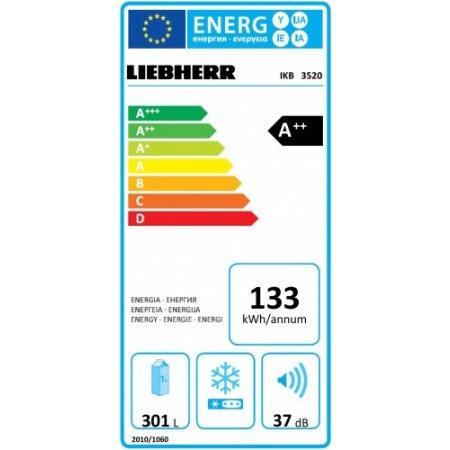 Liebherr Frigo 1p incasso - Ikb3520