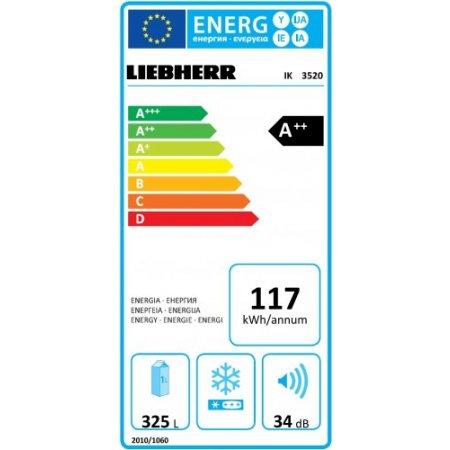 Liebherr Frigo 1p incasso - Ik3520