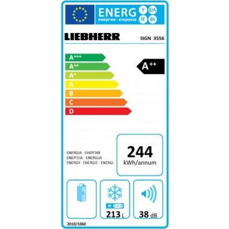 Liebherr Congelatore verticale no frost - Sign 3556-20