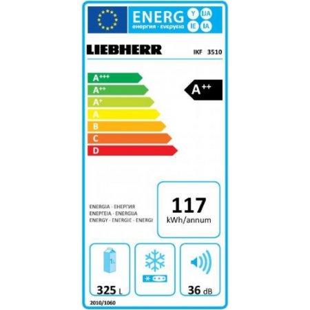 Liebherr Frigo 1p incasso - Ikf 3510-20