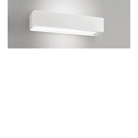 Linea Light - Box Rettangolare Bianco 18w 6723