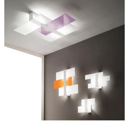 Linea Light Lampada da parete o da soffitto - Triad 90208