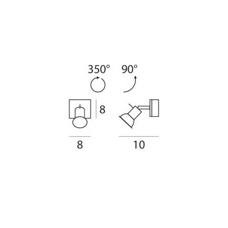 Linea Light - Spotty 7340
