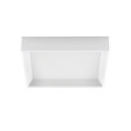 Linea Light - Tara Q Plaf.d400 x 400 33w B.co Ragg