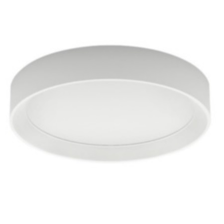 Linea Light - Tara R Plaf.d400mm  35w B.co Ragg