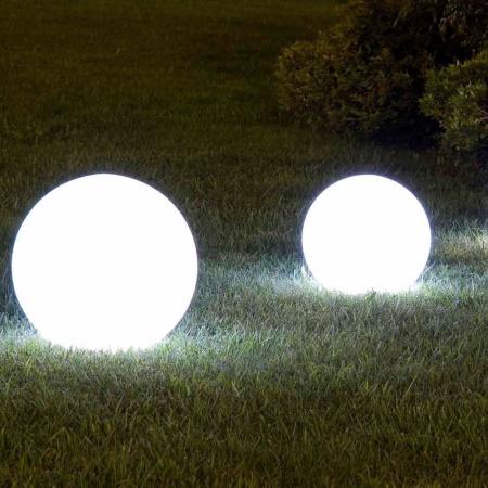 Linea Light Oh! Ø 55cm Lampada da terra, da esterno. - 16162