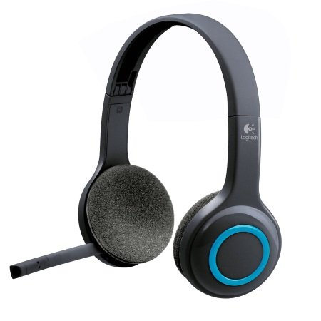 Logitech - WIRELESS HEADSET - H600