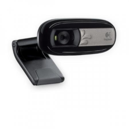 LOGITECH Webcam con risoluzione 1024x768 px - C170