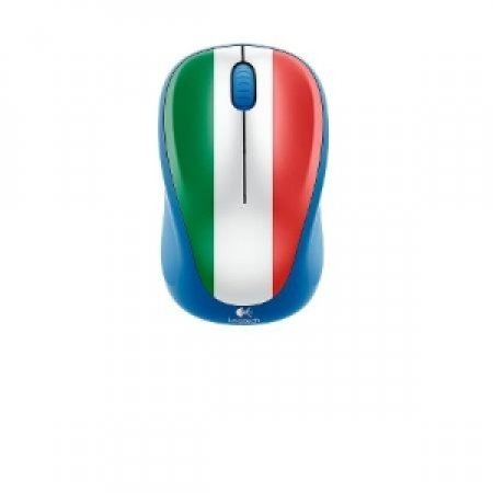 LOGITECH Mouse ottico wireless - M235 ITALY