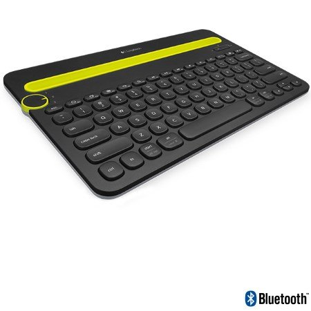 Logitech - Keyboard Multi-device K480