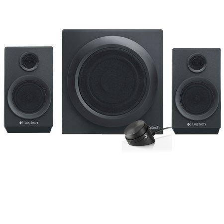 Logitech - Multimedia Speaker Z333 980-000953