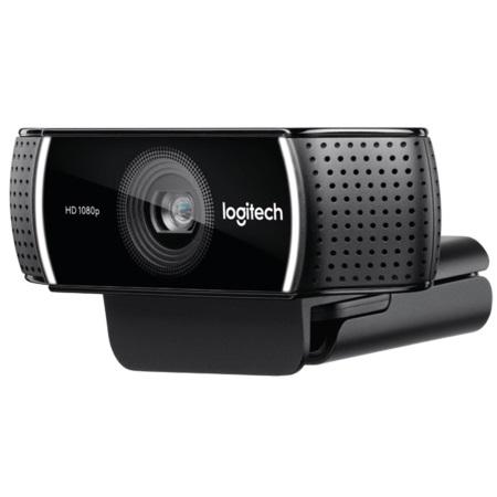 Logitech Webcam Full HD 1080P A 30 fps - C922 PRO