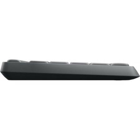 Logitech Tastiera senza filo - 920007913 Mk235