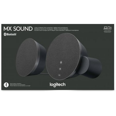 Logitech - 980-001283 Mx Sound Nero
