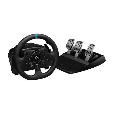 VOLANTE G923 RACING WHEEL PS4 Volante da corsa per PC e PS4