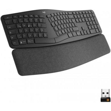 Logitech Tastiera senza filo - Ergo K860 920-010106