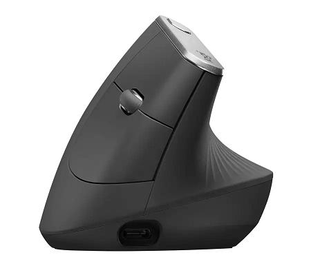 Logitech Mouse wireless ergonomico Modello: 910-005448