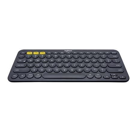 Logitech K380 Grigio Interfaccia dispositivo Bluetooth