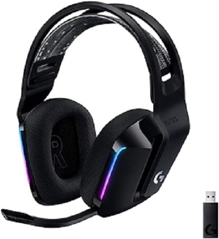 Logitech Headband - Doppio auricolare - G733