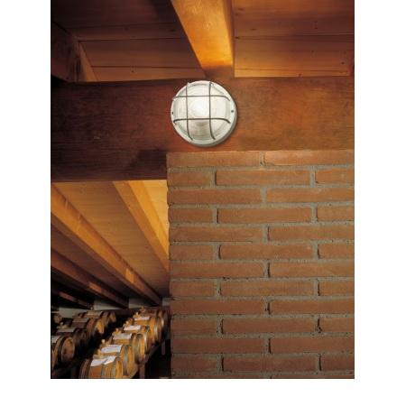 Lombardo Lampada da soffitto o da parete - Tartaruga Tonda 200 Bianca E27 - LB46121