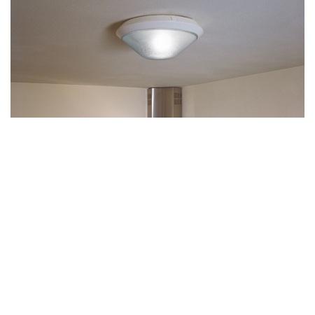 Lombardo Lampada da parete o soffitto - Excell Tonda 300 Bianca 1xE27 - LB26221