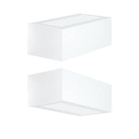 Lombardo - Trend 220 Up&down Alluminio Bianco
