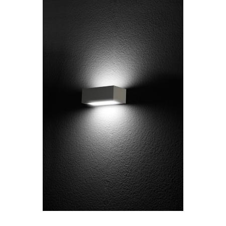 Lombardo Lampada da parete - Trend 220 Up&down Alluminio Bianco