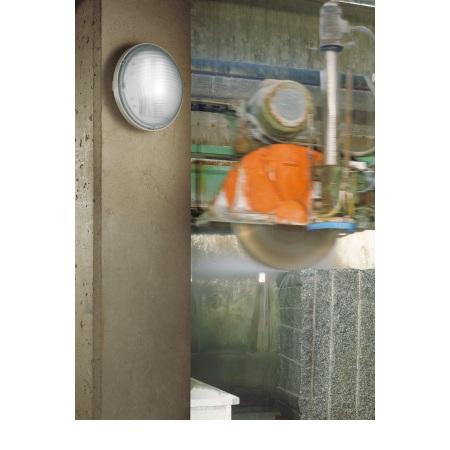 Lombardo Lampada da soffitto o da parete - Luce Tonda 260 Bianca E27 1x100w - LB53221