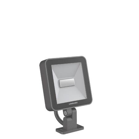 Lombardo - TAG 110 led 10W 3K Grigio metallizzato - Ll1150013