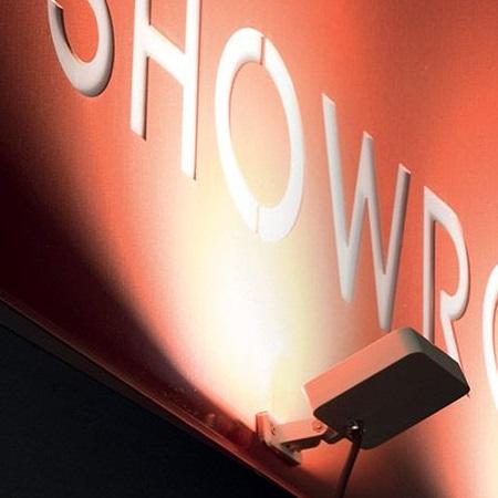 Lombardo Proiettore da esterno 10W - TAG 110 led 10W 3K Bianco - Ll1150003