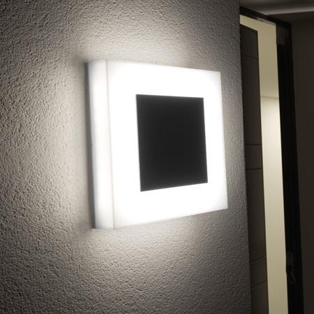 Lombardo Lampada a soffitto o parete - ART 250 MASK 17W 3000K GRIGIO - Ll1161033