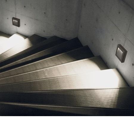 Lombardo Lampada da parete - KOI 110 6W 3K Antracite - LL1210023