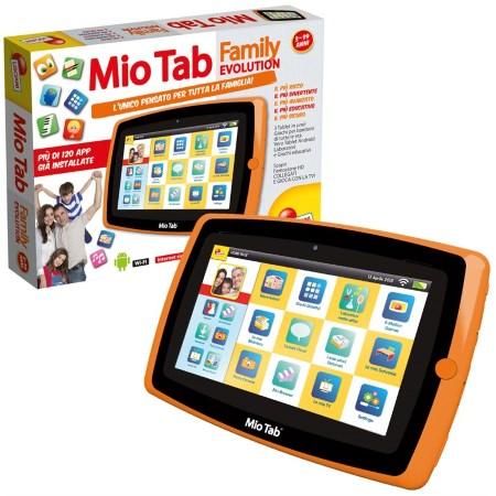 """Lisciani Giochi Display MultiTouch da 7"""" - Mio Tab Family Evolution"""